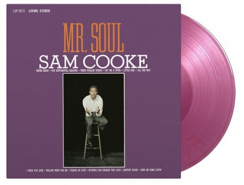 COOKE, SAM / Mr. Soul [Limited 180-Gram Purple Marble Colored Vinyl] [Import]