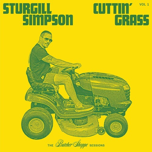 SIMPSON, STURGILL / Cuttin' Grass [Import]