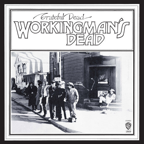 GRATEFUL DEAD / WORKINGMAN'S DEAD