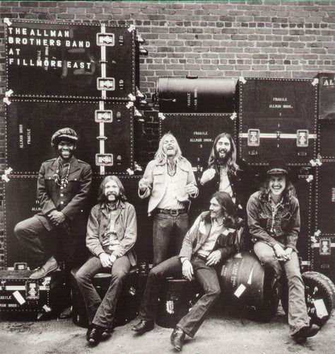 ALLMAN BROTHERS BAND / At Fillmore East