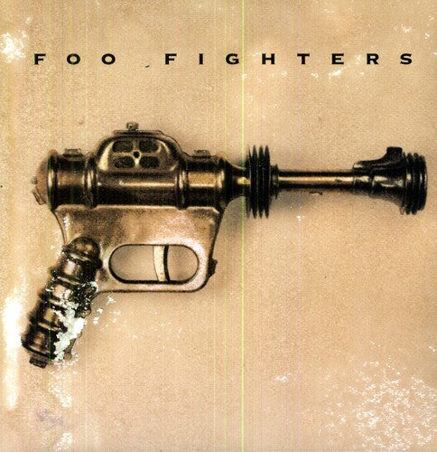 FOO FIGHTERS / FOO FIGHTERS