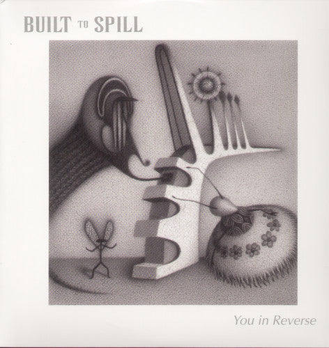 BUILT TO SPILL / You in Reverse