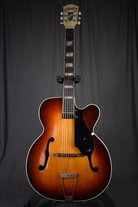 "Baxendale '50s Silvertone 17"" Archtop Conversion"