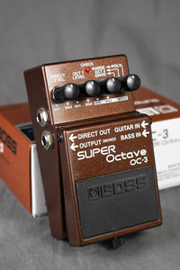 2003 Boss OC-3 Super Octave
