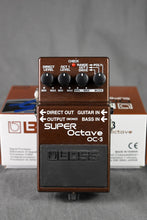 Load image into Gallery viewer, 2003 Boss OC-3 Super Octave