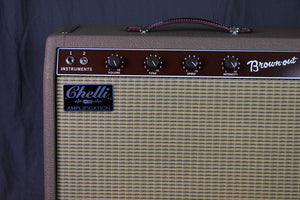 "Chelli Amplification ""Brown-Out"" Vintage-Spec."