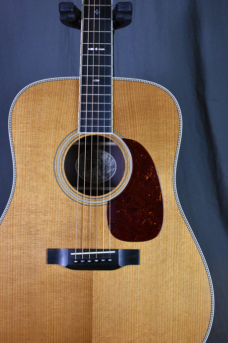 Collings D2HA Torrefied Snowflake
