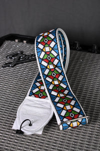 Souldier Stained Glass Blue Strap