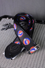 "Load image into Gallery viewer, Souldier Steal Your Face 1.5"" Dead Logo on Black Strap"