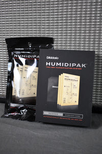 D'Addario Humidipack Two-Way Humidification System