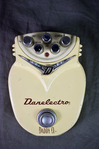 Used Danelectro Daddy O #1398075