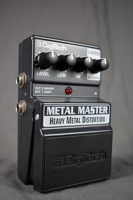 Used DigiTech XMM Metal Master