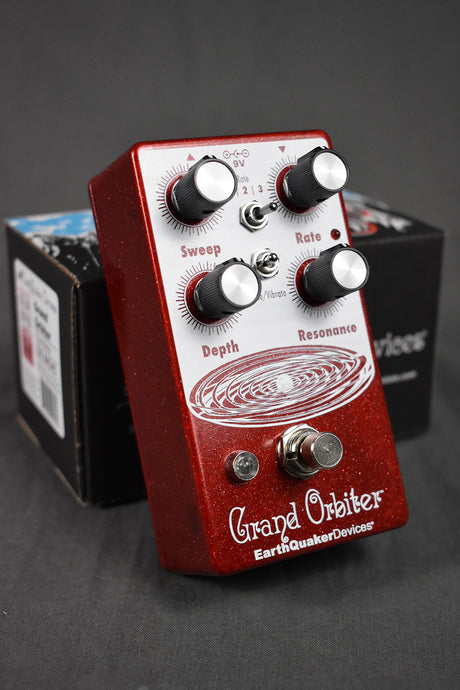 EarthQuaker Devices Grand Orbiter V3 Phase Machine