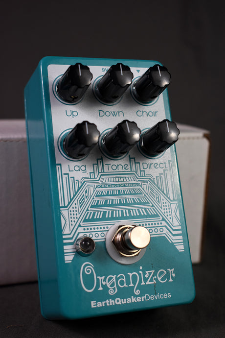 2014 EarthQuaker Devices Organizer #4087