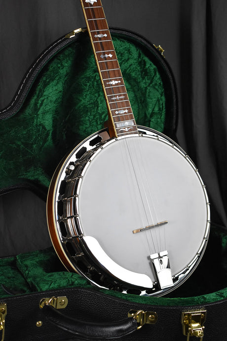 Gold Star JD Crowe Bluegrass Album Banjo