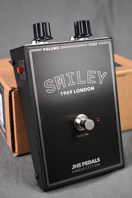 JHS Smiley 1969 London Fuzz