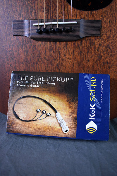 K&K Pure Mini Acoustic Pickup