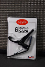 Load image into Gallery viewer, Kyser Quick-Change Capo