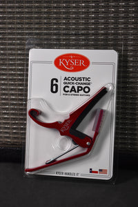 Kyser Quick-Change Capo