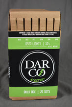 Load image into Gallery viewer, Darco Electric Strings Bulk Box (25 Sets) Light Gauge