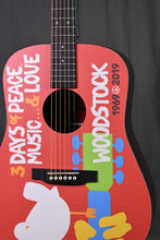 Load image into Gallery viewer, Martin DX Woodstock 50th Anniversary