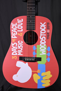 Martin DX Woodstock 50th Anniversary