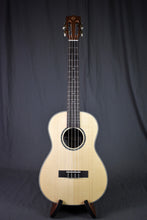 Load image into Gallery viewer, Ohana BK-70W Solid Spruce Top & Walnut Baritone Ukulele