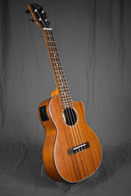 Load image into Gallery viewer, Style-35 Solid Mahogany Tenor Acoustic-Electric Ukulele