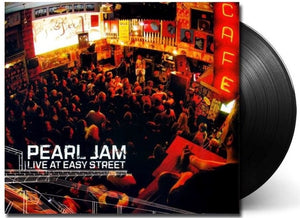 PEARL JAM / Live At Easy Street
