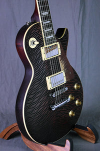 2000s Raven West Guitars LP Custom