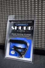 Load image into Gallery viewer, Shubb Standard Guitar Capo