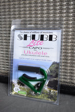 Load image into Gallery viewer, Shubb Ukulele Capo