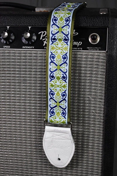 Constantine Light Blue/Green Strap