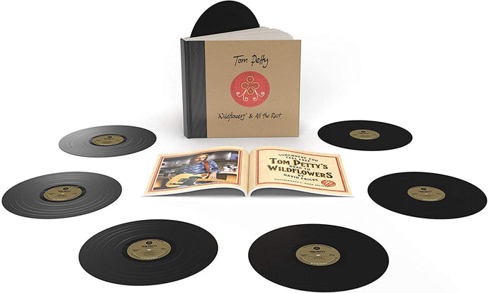 PETTY, TOM / Wildflowers & All The Rest [Deluxe Boxed Set]