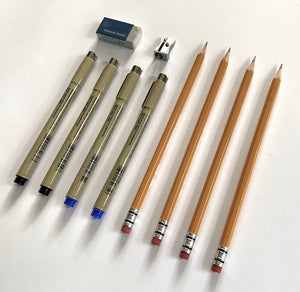 Announcing Archival Pen Sets
