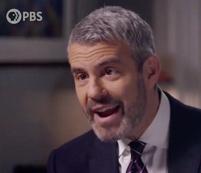 Andy Cohen Finding Your Roots Pale of Settlement