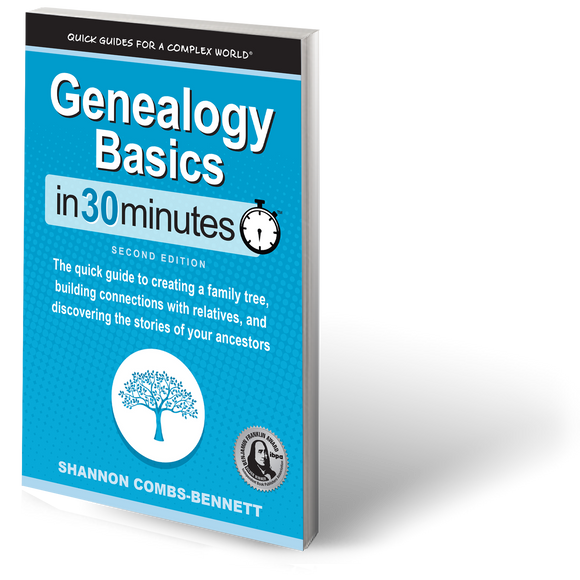Genealogy Basics In 30 Minutes, 2nd Ed. (paperback)