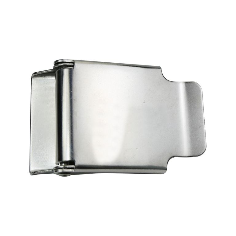 Stainless Steel Quick Release Safety Belt Buckle - Sanction Industry Co., Ltd.