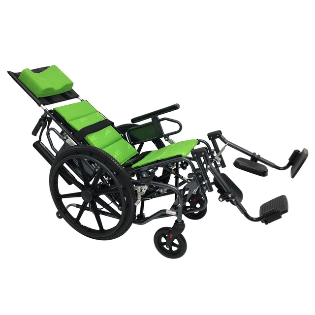 Sanction Lightweight 9TR22 Aluminium Tilt/Recline Self-Propelled Wheelchair - Sanction Industry Co., Ltd.
