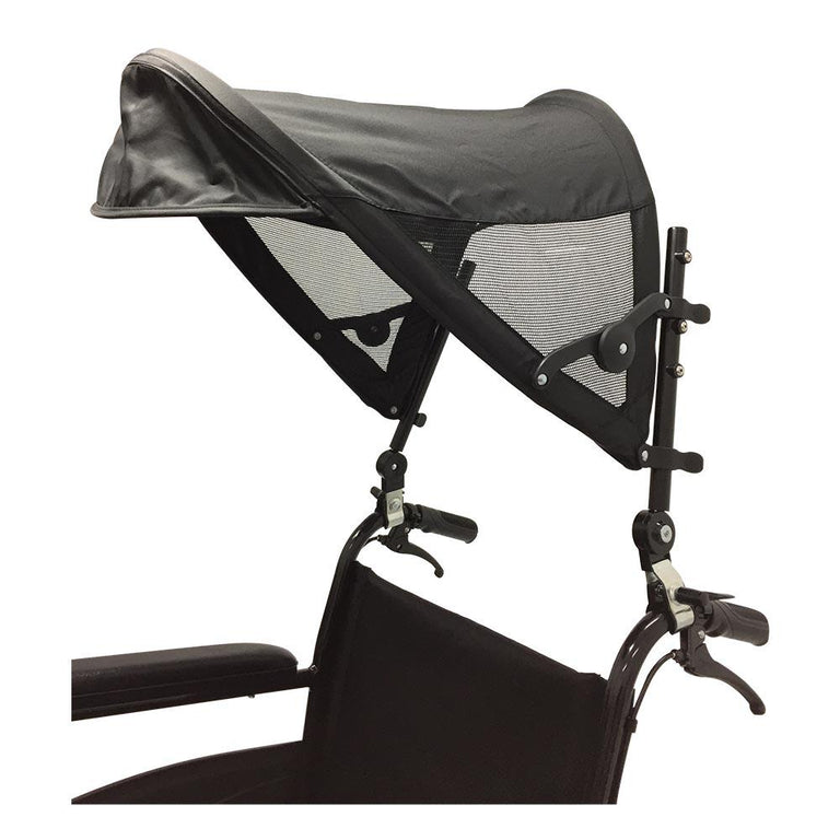 Sanction Sunshade for Wheelchair - Sanction Industry Co., Ltd.