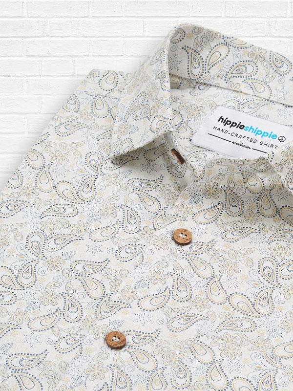 Paisley Dream – Casual Shirt