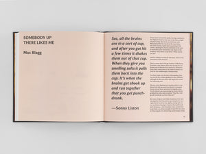 Curtis Kulig artist publication, designed by Pacific Books