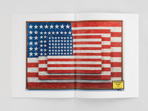 Jasper Johns VS Brian Ramnarine, facsimile book designed by Pacific