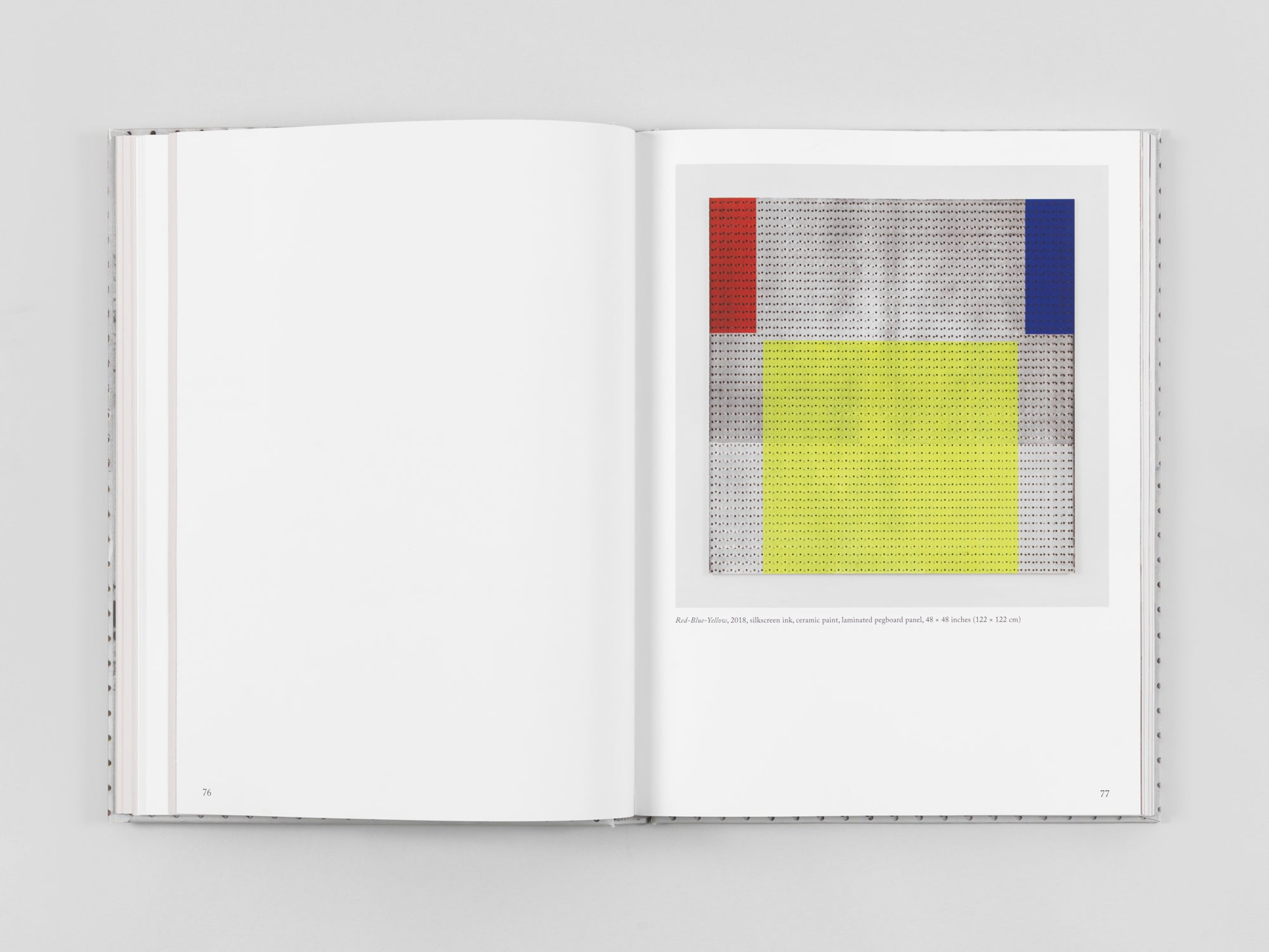 Servane Mary monograph designed by Pacific Books