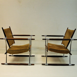 Pair of Stokke chairs
