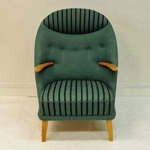 Armchair model 53 by Kurt Østervig, Denmark 1950`s