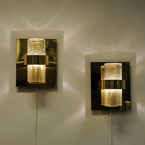 Norwegian pair of Høvik wall lamps mod 7382 by Jonas Hidle 1970s