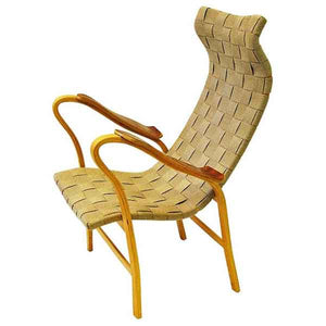 Torparen chair by G A Berg 1940s Sweden