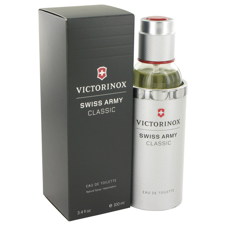 SWISS ARMY by Victorinox Eau De Toilette Spray 3.4 oz for Men