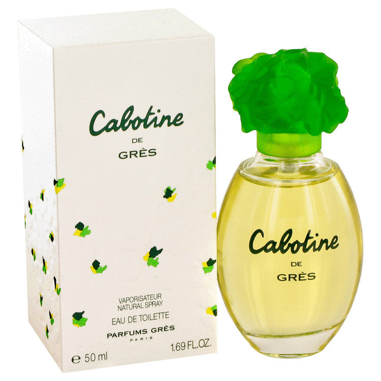 CABOTINE by Parfums Gres Eau De Toilette Spray 1.7 oz for Women